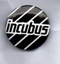 INCUBUS BUTTON BADGE American Rock Band - Make Yourself - Morning View 25mm Pin