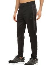 PUMA Mens Scuderia Ferrari SF Open Track Slim Fit Sweat Pants Joggers Small $75