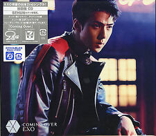 EXO-COMING OVER (SEHUN VER.)-JAPAN CD Ltd/Ed C94