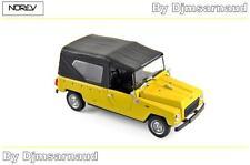 Renault Rodéo 4 de 1972 Yellow NOREV - NO 510953 - Echelle 1/43