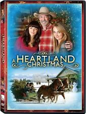 A Heartland Christmas [DVD, 1-Disc, Family, Seasonal, Horses] NEW