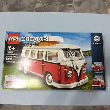 Lego Volkswagen Camper Van 10220