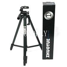 Canon EOS 1000D 1100D 1200D DSLR WT3530 With Pan Head Bag F. Camera Pro Tripod