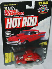 Racing Champions #97e - 1934 Ford Coupe - 1:54 Hot Rod Magazine