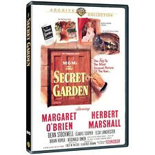 Secret Garden, The (1949), DVD, Margaret OBrien,