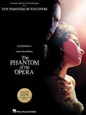 The Phantom of the Opera - Movie Selections (2005, Paperback)