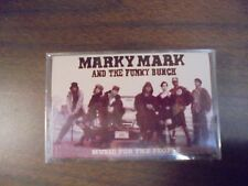 "NEW SEALED ""Marky Mark and the Funky Bunch"" Music For the  Cassette Tape   (G)"