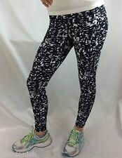 Adidas Women's Tights White Black  Size L