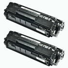 2PK Q2612A 12A Toner Cartridge BLK For HP LaserJet 1010 1012 1015 1018 1020 1022