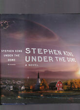 Under The Dome by Stephen King, 2009, 1st edition hardcover w/dj Gift condition