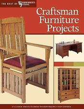 Craftsman Furniture Projects : Timeless Designs and Trusted Techniques (PB)