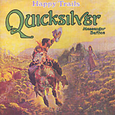 Happy Trails - Quicksilver Messenger Service (2000, CD NIEUW)