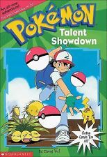 Pokemon Chapter Book: Talent Showdown Vol. 14 by Tracey West 2000 Paperback new