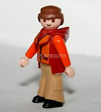 PLAYMOBIL SPORT - snowboarder - personnage 4648