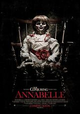 Annabelle - A4 Glossy Poster -TV Film Movie Free Shipping #545
