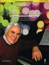 Bacharach Revisited  music minus one Piano CD / Paperback