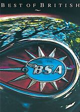 BSA - Best of British (New DVD) The full and in depth story Motocycles Bikes