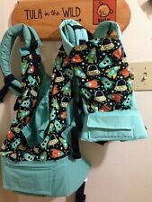 Tula baby carrier rack---beautiful! Solid Wood!