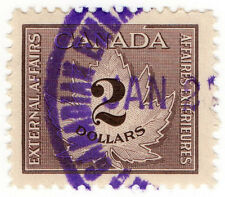 (I.B) Canada Revenue : External Affairs (Consular Fee) $2