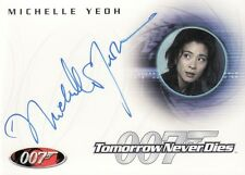Quotable James Bond Michelle Yeoh as Wai Lin A30 Auto Card