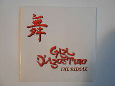 GIZI D'AGOSTINO : THE RIDDLE ( REMIXES ! ) [ CD SINGLE NEUF PORT GRATUIT ]