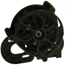 Alloy Transmission Center Gearbox & Gear set for Crawlers Axial SCX10 AX10 Black