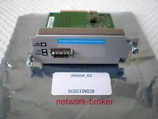 HP ProCurve J9165A 10GBASE-CX4 Module 10G Connect Module for switch  2910AL