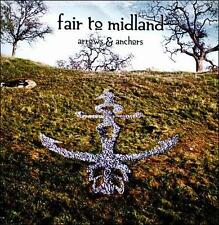 Fair To Midland - Arrows And Anchors (2011) - Used - Compact Disc