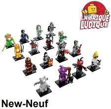 Lego - Figurine Minifig Minifigurine série 14 complete (x16 figurines) NEUF