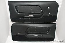 1970 Mustang Deluxe Door Panels Boss 302, Shelby, and Mach 1