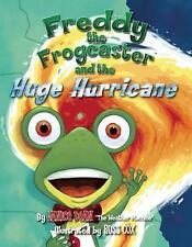 Freddy the Frogcaster and the Huge Hurricane, Dean, Janice, New Book