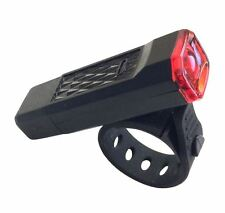 One23 POSTERIORE MINI USB CICLISMO BIKE rear tailight