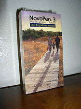 NovaPen 3 Insulin Delivery System Instructional Video (VHS, 2000,NEW)