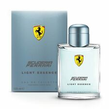 FERRARI LIGHT ESSENCE 4.2 oz EDT eau de toilette Men's Spray Cologne  125 ml