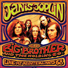 JANIS JOPLIN / BIG BROTHER  : LIVE AT WINTERLAND 68 (CD) sealed