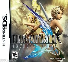 Final Fantasy XII Revenant Wings (Nintendo DS, 2007) - USA Version BRAND NEW