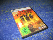 Age of Empires 3 III The Asian Dynasties ADDON PC deutsch