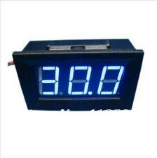 DIGITAL VOLTMETER 3-30V BLUE LED DISPLAY PANEL VOLTAGE VOLT METER 3 wire gauge