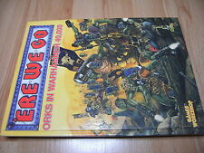 RAR! Ere We Go Sourcebook Space Orcs - Hardcover 1991