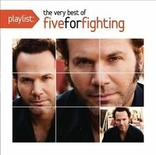 Five For Fighting Playlist: The Very Best of Five For Figh CD