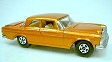 Matchbox Superfast Nr. 46A Mercedes 300SE goldmetallic top