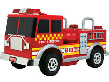 Kalee Fire Truck 12v Red - Battery Powered - KL-40027