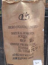 SACCHI JUTA DI CAFFè CAFE 70 X 110  SACCO TELA YUTA PESANTI 825GR