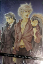 Finder Series Street Clothes Post Card Anime NEW