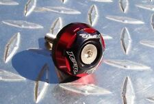 Red STEALTH Bar Ends R1 R6 MT09 CBR 600RR 1000RR CB1000 HAYABUSA SV650 675 ZX10