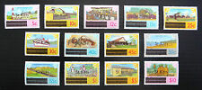 St KITTS 1981 Definitives Complete Set of 13 to $10 U/M NEW PRICE FP7673