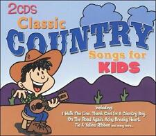 Classic Country Songs for Kids (2 CD Set) 24 Tracks (Countdown Country Kids)