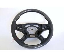 MERCEDES OEM W164 ML350 ML550 ML63 GL550 GL450 R350 CARBON FIBER STEERING WHEEL