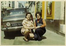 PHOTO ANCIENNE - VINTAGE SNAPSHOT - VOITURE AUTOMOBILE PEUGEOT FEMME JAMBES -CAR