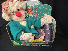 "The Big Comfy Couch Granny Garbanzo Plush Ragdoll 1997 in Box 22"" Commonwealth"